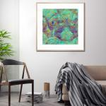 Abstract Marble I - Print