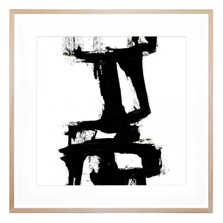 Mono Bloch 2 - Print