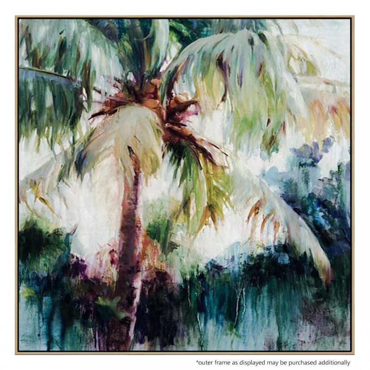 Havana Palms - Painting