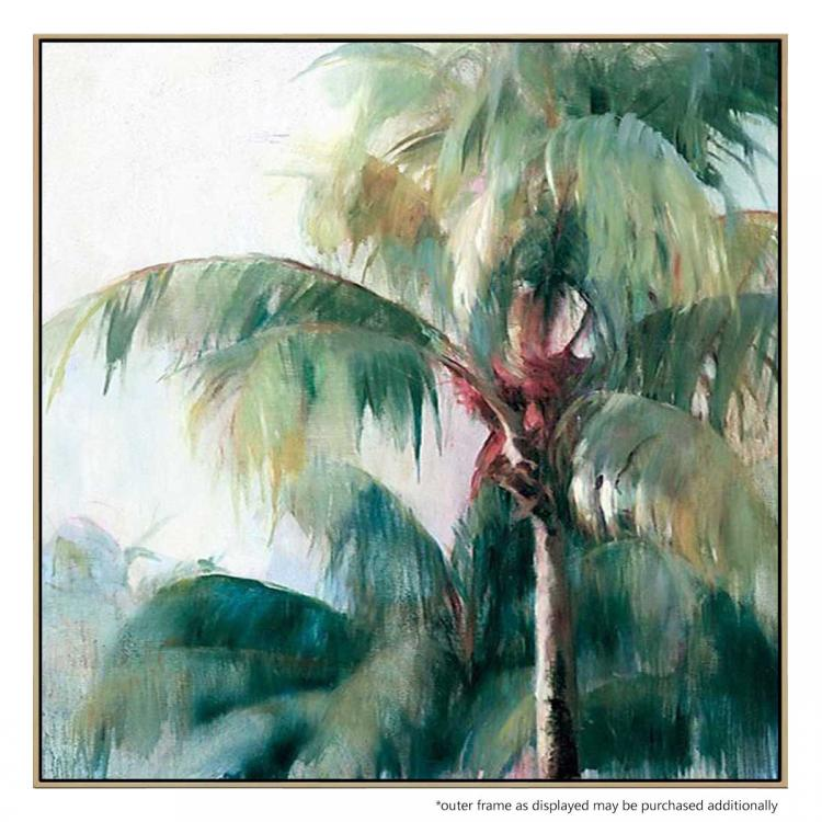Oahu Palms - Painting