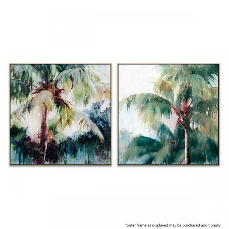 Havana Palms | Oahu Palms - Painting