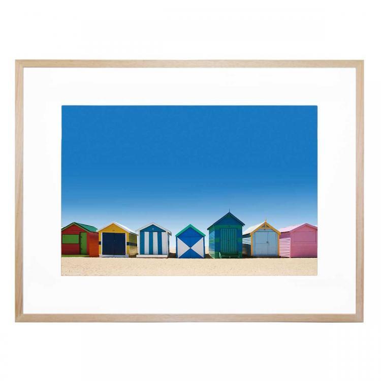 Brighton Boxes - Print