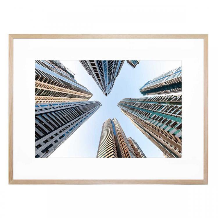 Skyscrapers - Print