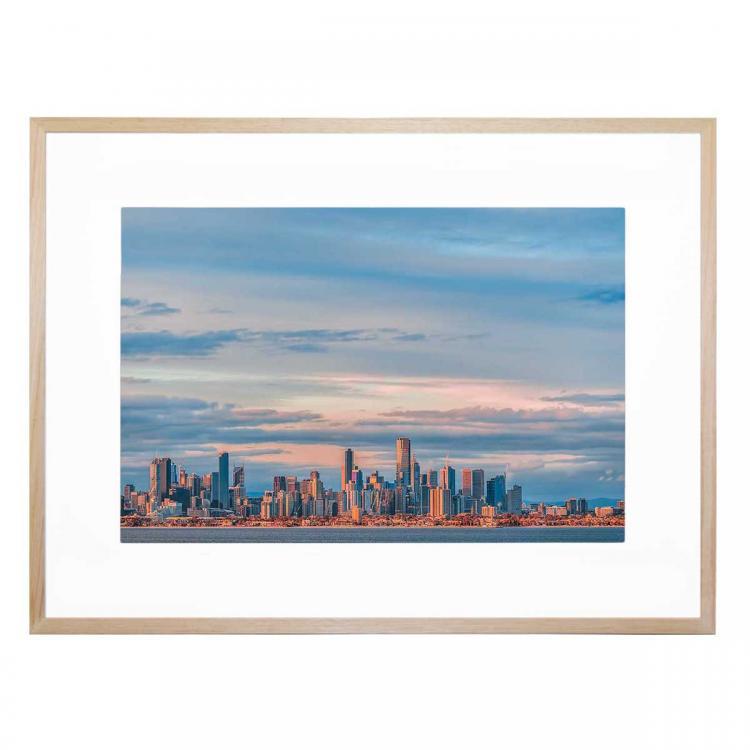 Sunset View - Print