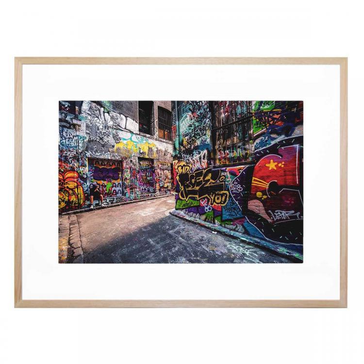 Graffiti Alley - Print