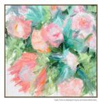 Flower Bed - Painting