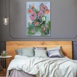 Spring In Bloom - Painting