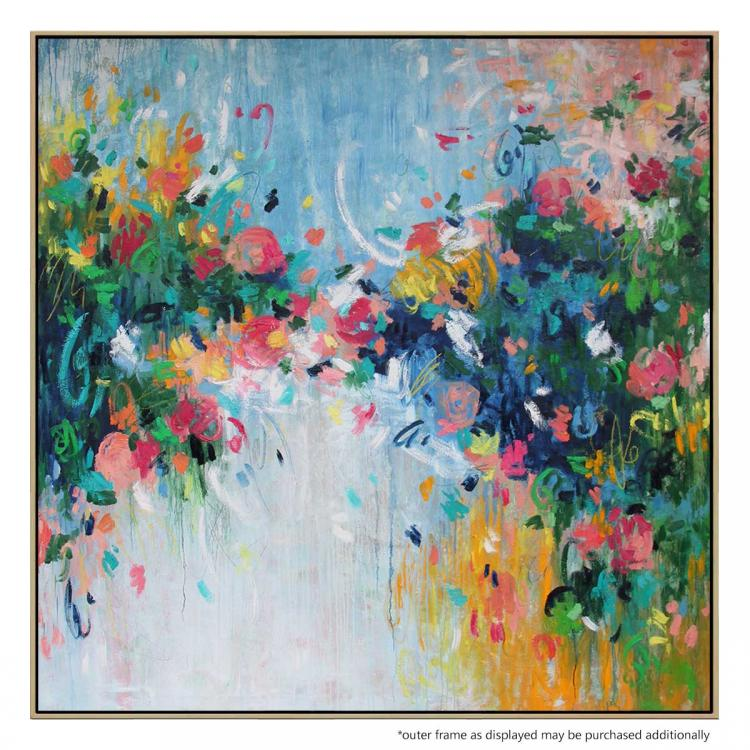 Love Blossoms - Painting