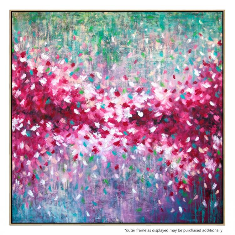 Whisper Sweet Nothings - Painting