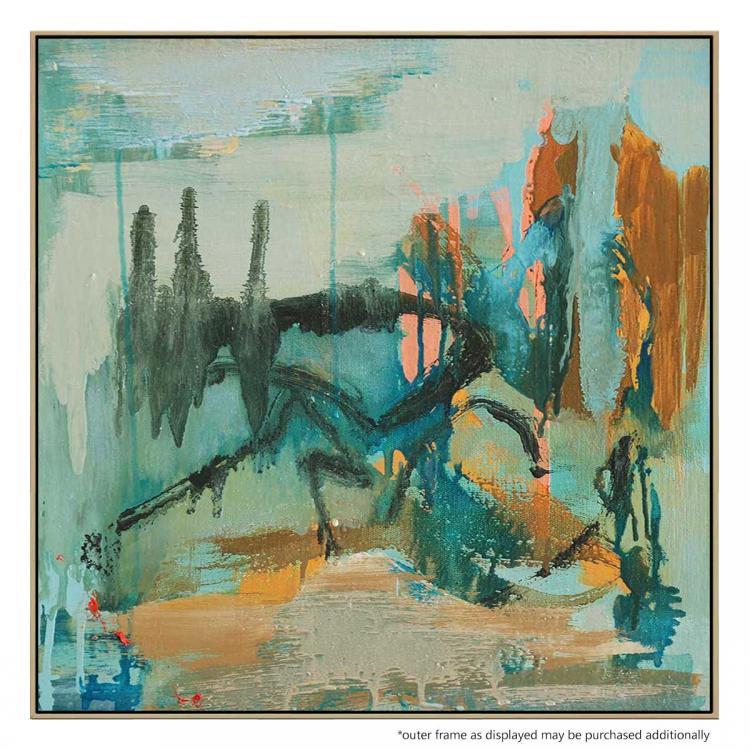 Untangelled II - Painting