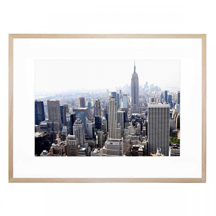 New York Skyline - Print