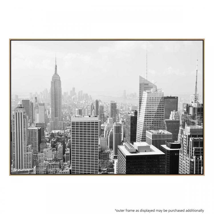 Skyline Manhattan - Print