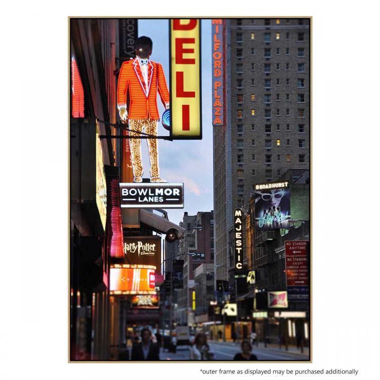 Streets Of Broadway - Print