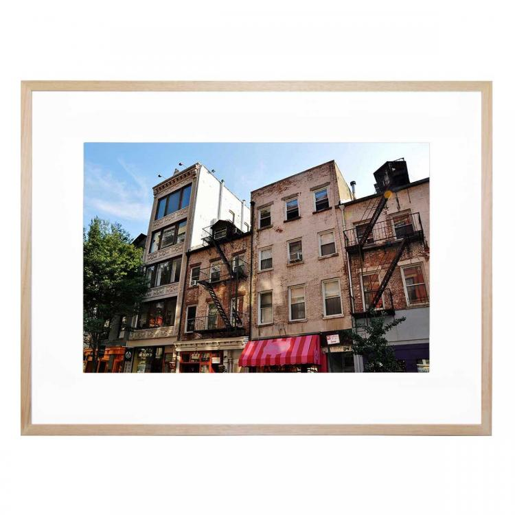 Downtown Soho - Print