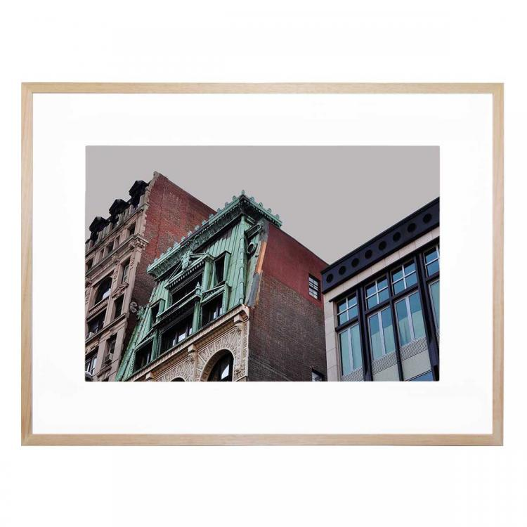 New York Grand - Print