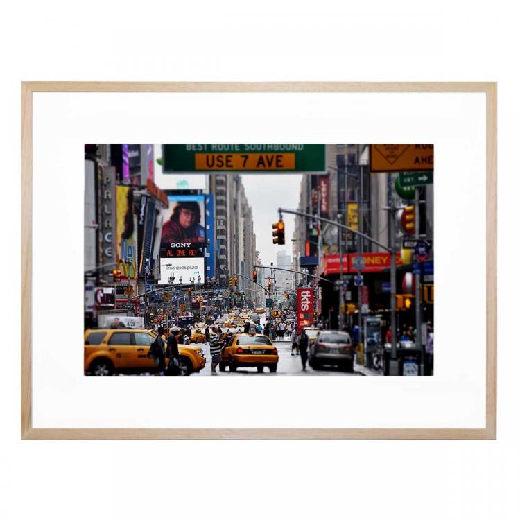 On The Move - Print