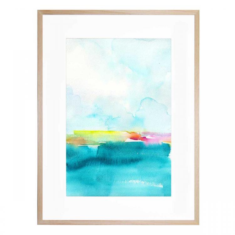 Oceanscape II - Print