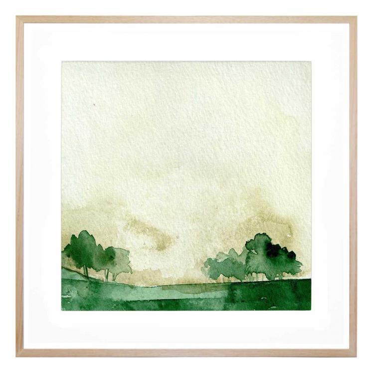 Treescape - Print