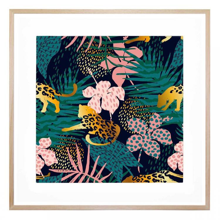 Jungle Tails - Print