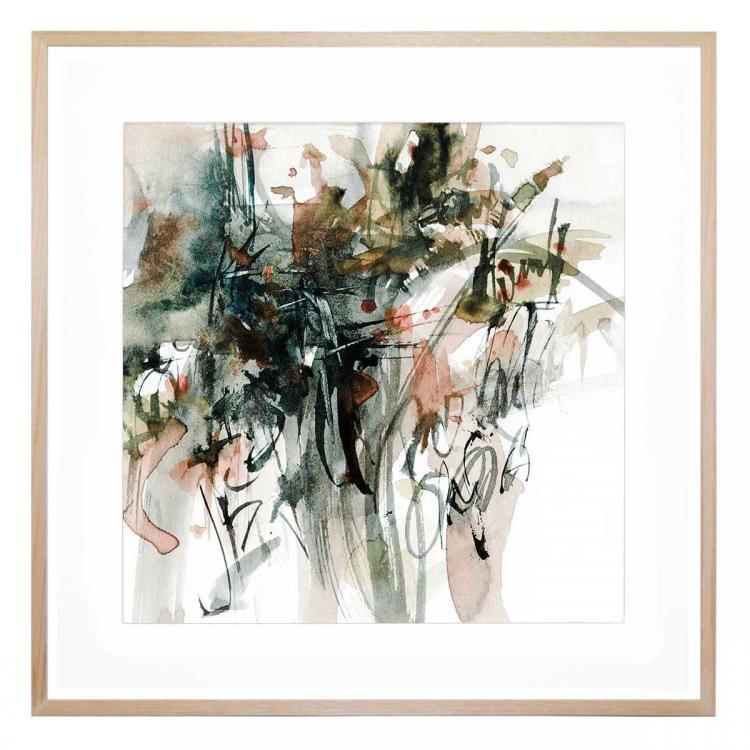 Moss And Mist - Print