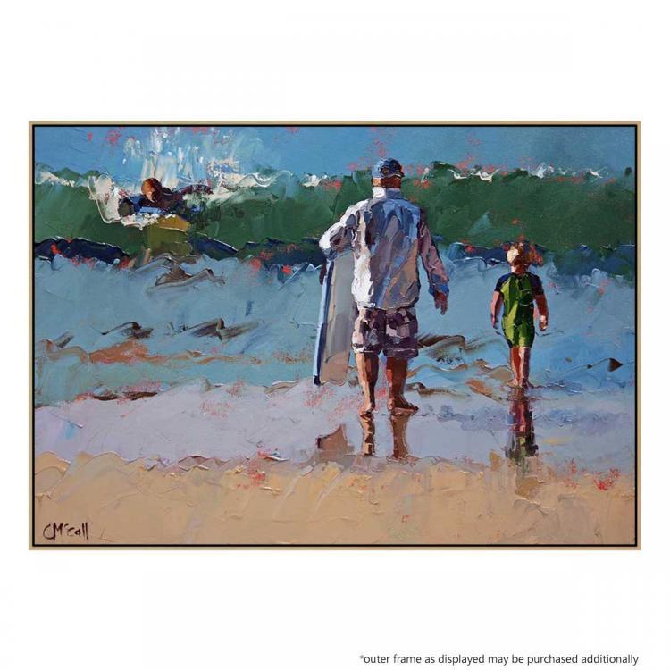 Junior Surfer II - Print
