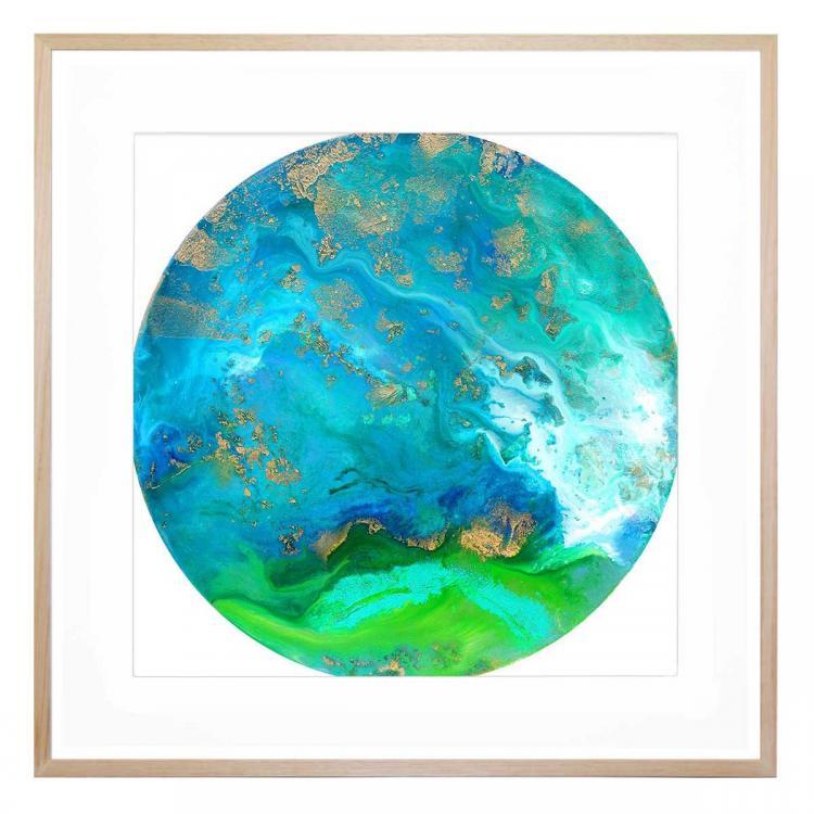 Blue Planet - Print