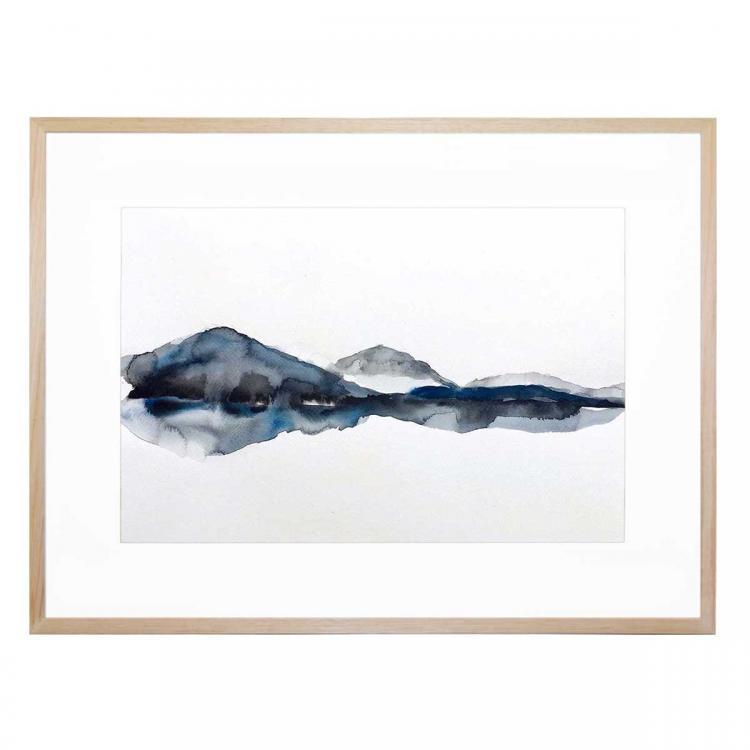 Indigo Hills - Print