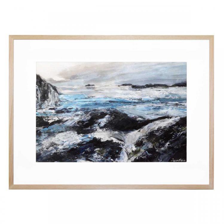 Low Tide - Print