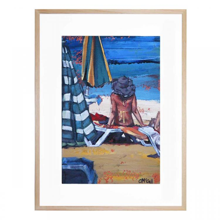 The Sunbather II - Print