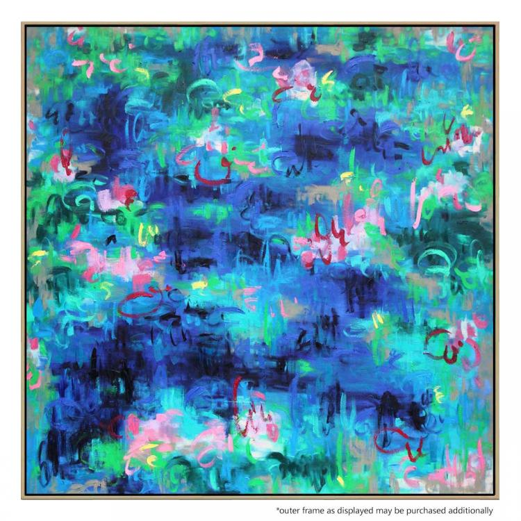 Lillies - Painting