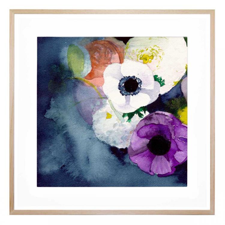 Anemones - Print