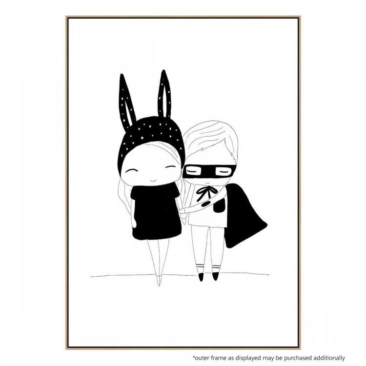 Little Cuties - Print