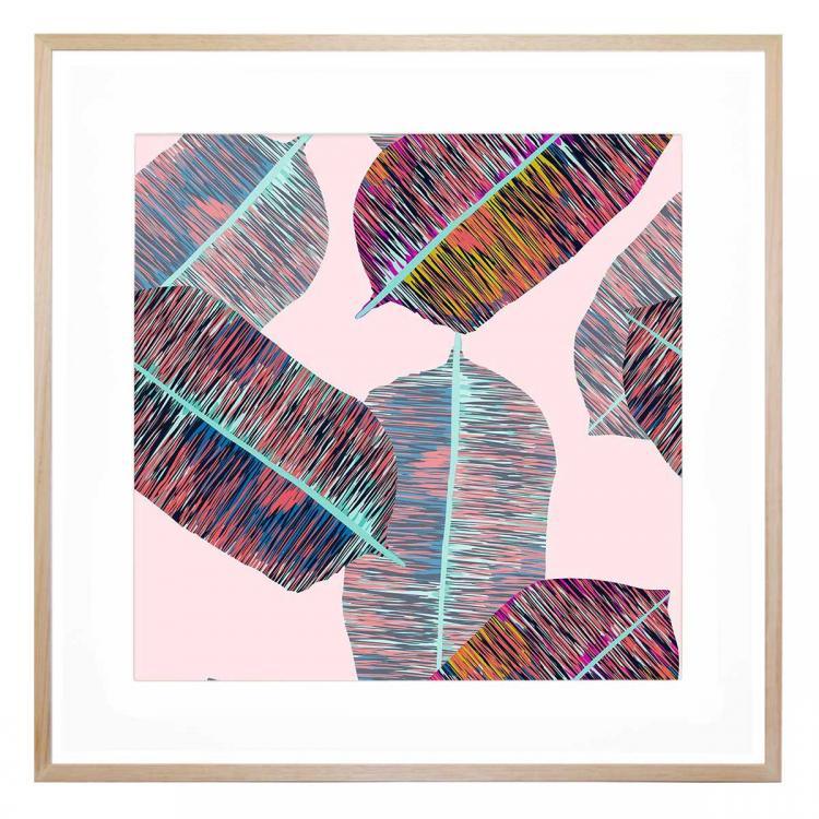 Banana Leaf 1 - Print