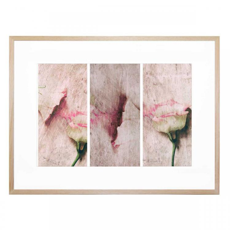Abstract Lovers - Print