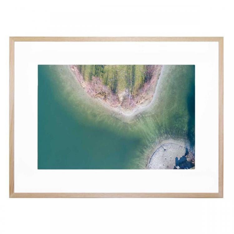 Between Islands - Print
