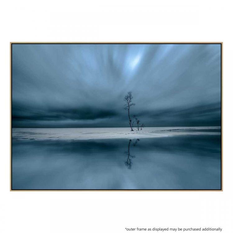 Blue Abyss - Print