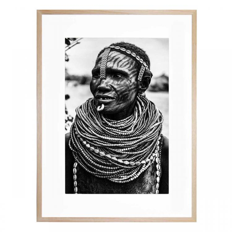 Nyangatom People - Print