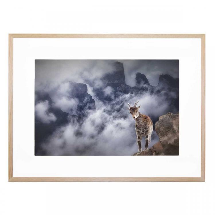 Sesmien Mountains - Print