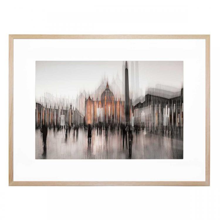 St Peters Square - Print