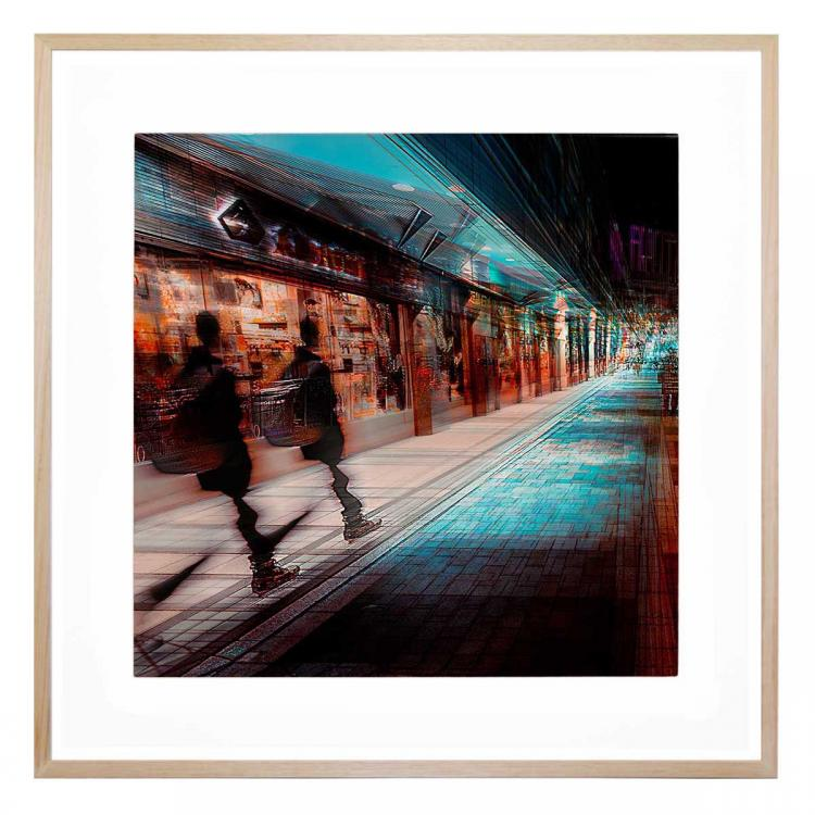 Time Traveller - Print