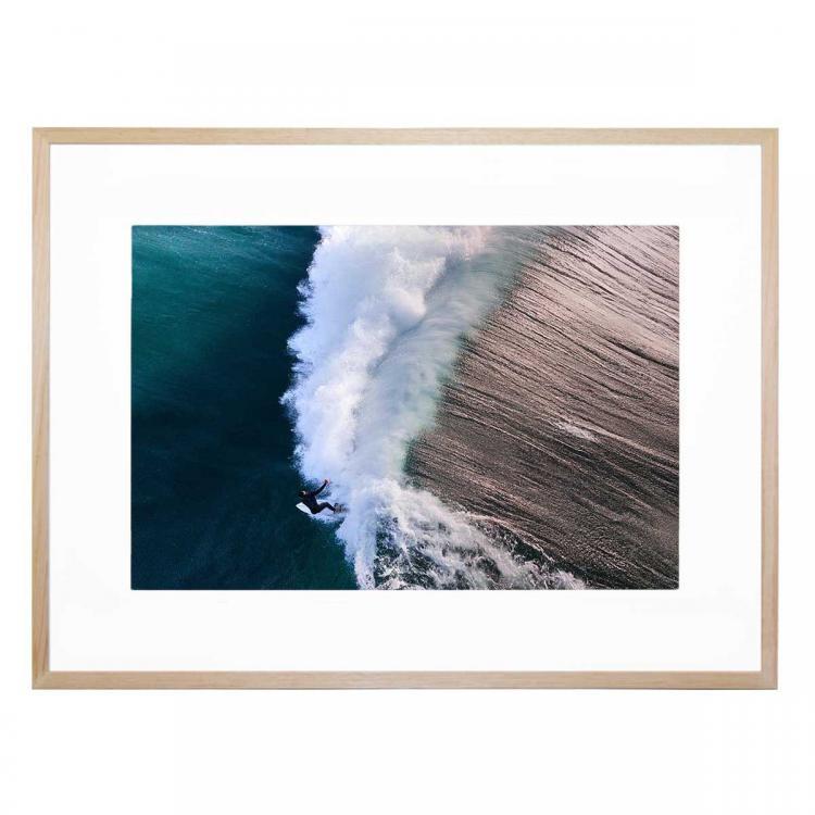 Wavy Stripes - Print
