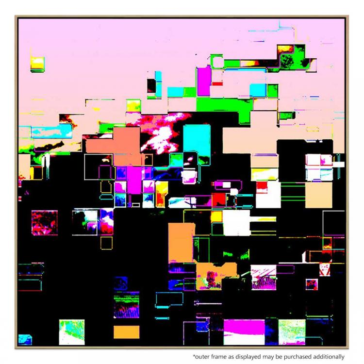 Cloudy DkVan 2 - Print