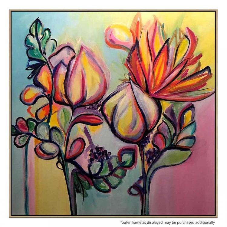 Banksia - Painting