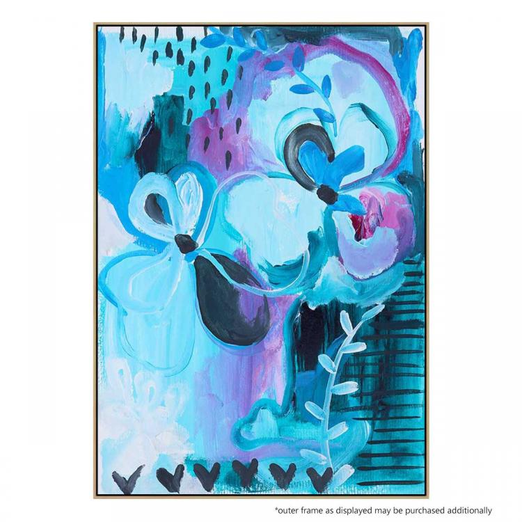 Flower Party - Painting