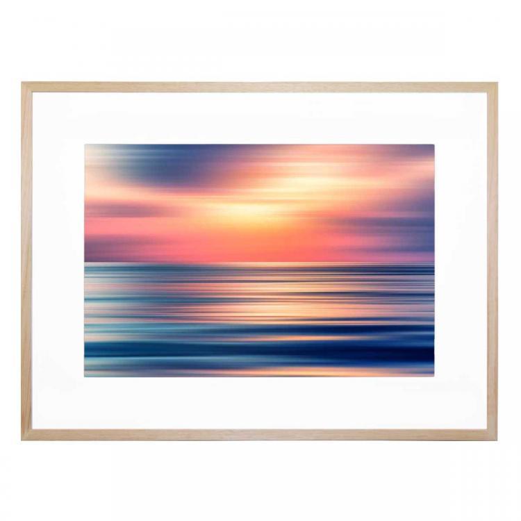 Abstract Sunset II - Print