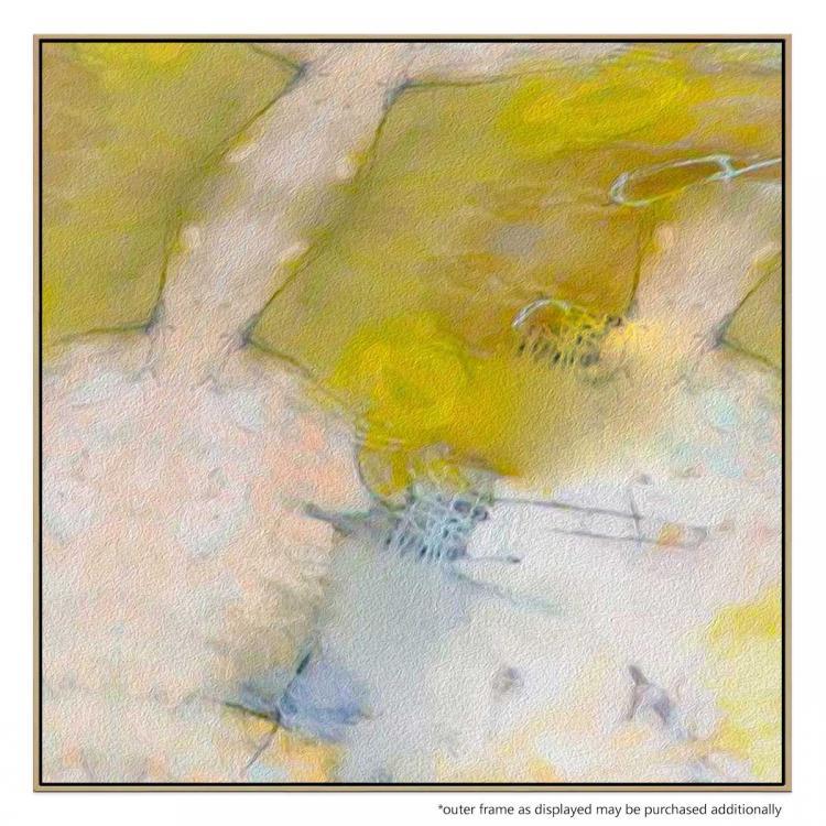 Hot Mustard 2 - Painting