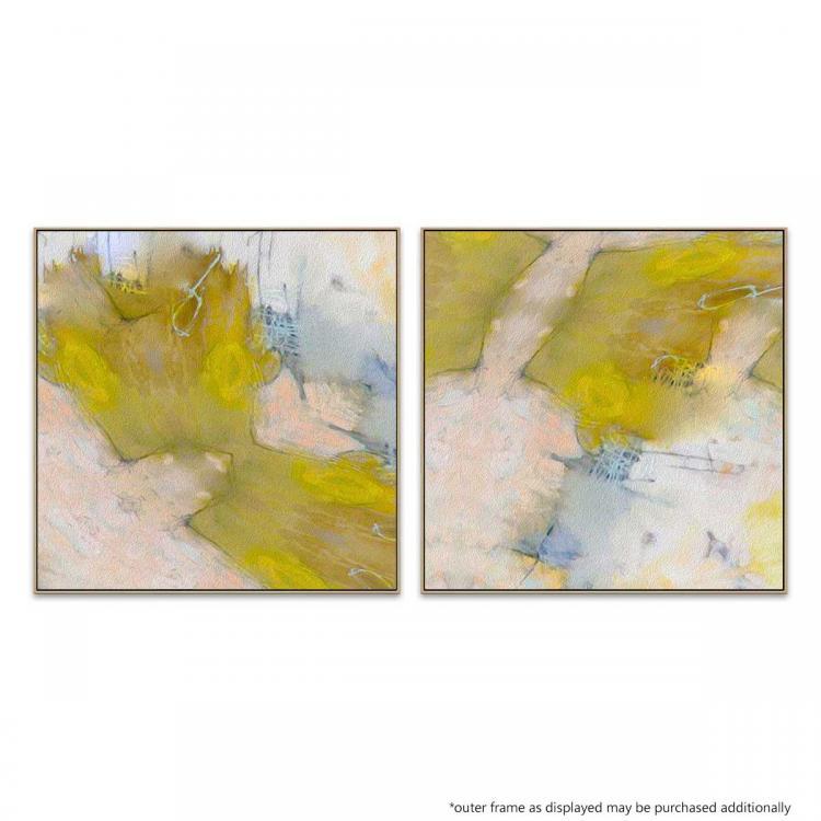 Hot Mustard | Hot Mustard 2 - Painting