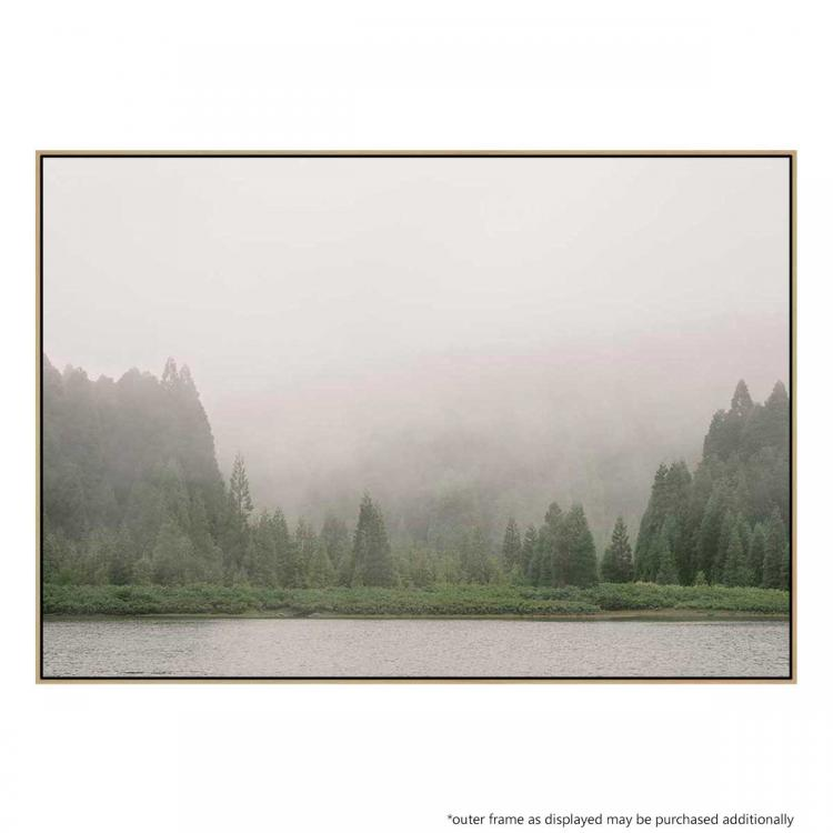 Misty Mornings - Print