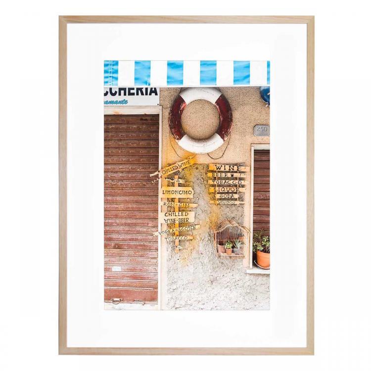 Wine Shop Italia - Print