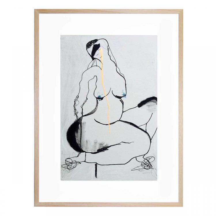 Gertrud - Print